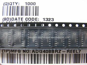 ADG408BRZ IC MULTIPLEXER 8X1 16SOIC