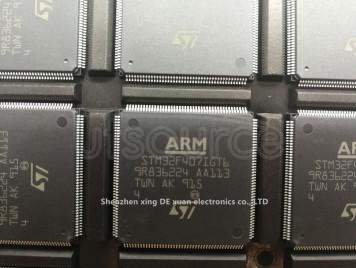 STM32F407IGT6 IC MCU 32BIT 1MB FLASH 176LQFP 32F407