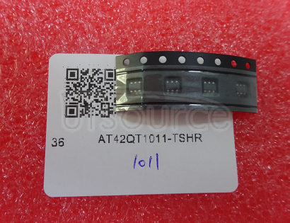 """AT42QT1011-TSHR One-channel   Touch   Sensor  IC                                                                    1                     AT42QT1 011-TSHR  Datasheets          Search Partnumber :     Start with     """"AT42QT1  011-TSHR  """"   -  Total :   22   ( 1/1 Page)             NO  Part no  Electronics Description  View  Electronic Manufacturer       22      AT42QT1010     One-channel   Touch   Sensor  IC              ATMEL Corporation        21      AT42QT1010-TSHR     One-channel   Touch   Sensor"""