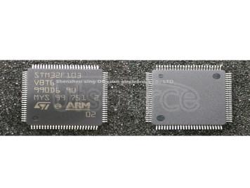 STM32F103VBT6 IC MCU 32BIT 128KB FLASH 100LQFP 32F103