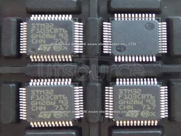 STM32F103CBT6 IC MCU 32BIT 128KB FLASH 48LQFP 32F103
