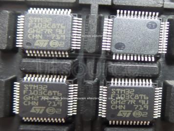 STM32F103C8T6 IC MCU 32BIT 64KB FLASH 48LQFP 32F103