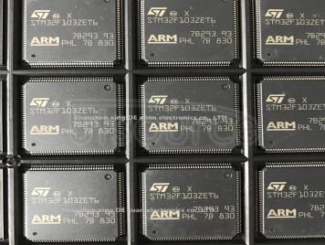 STM32F103ZET6 IC MCU 32BIT 512KB FLASH 144LQFP 32F103