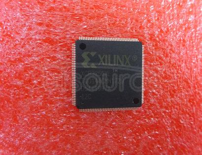 XCR3256XL-12TQG144C IC CPLD 256MC 10.8NS 144TQFP