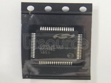 C8051F121-GQR IC MCU 8BIT 128KB FLASH 64TQFP C8051F121