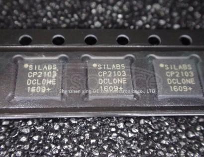 CP2103-GMR IC CTRLR BRIDGE USB-UART 28MLP CP2103