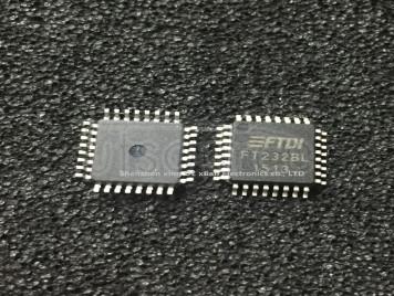 FT232BL IC USB FS SERIAL UART 32-LQFP FT232