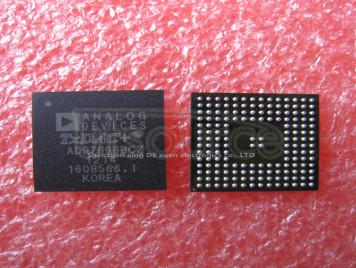 AD9789BBCZ IC DAC 14BIT 2.4GSPS 4CH 164-BGA AD9789