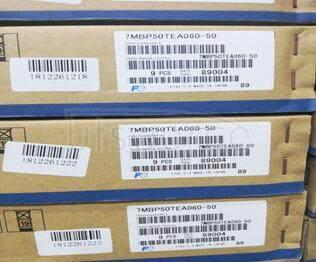 7MBP50TEA060-50 IGBT