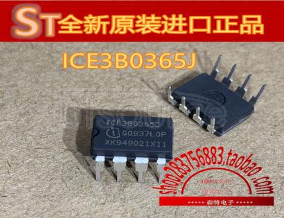 ICE3B0365J Off-Line SMPS Current Mode Controller with integrated 650V Startup Cell/Depletion