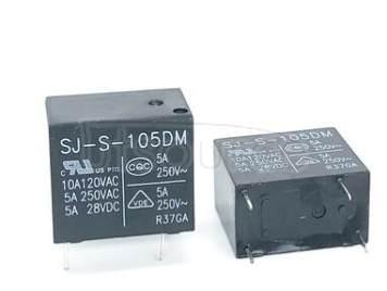 SJ-S-105DM 5V 10A 4PINS