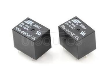 SRA-05VDC-CL 5V 20A 5PINS BLACK