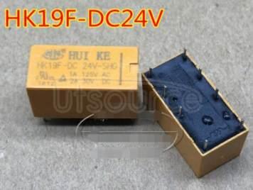 HK19F-DC24V-SHG  24V 2A 8PINS