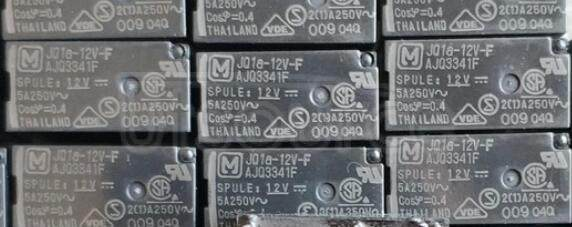 JQ1A-12V-F 12V 5A 4PINS