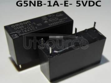 G5NB-1A-E-5V G5NB-1A-E-DC5V 5V 5A 4PINS