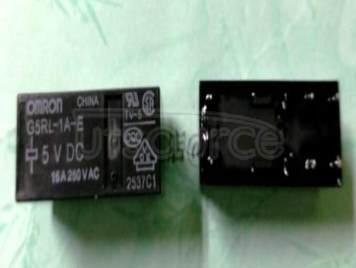 G5RL-1A-E-5VDC G5RL-1A-E-DC5V G5RL-1A-E-5V 5V 16A