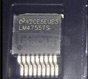 LM4755TSX/NOPB