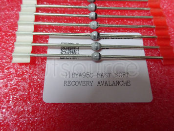 BYW95C Fast Soft Recovery Avalanche Rectifier Diode