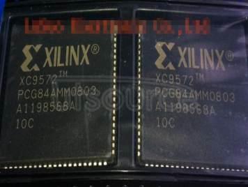 XC9572-10PC84C