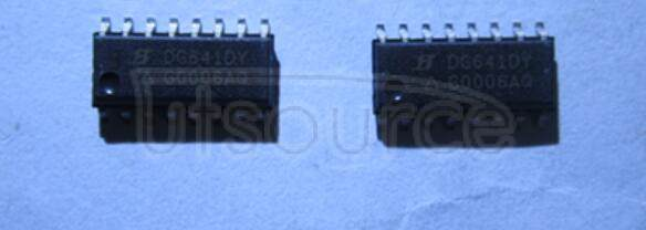 DG641DY Low On-Resistance Wideband/Video Switches