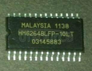 HM6264BLFP10LT 64 k SRAM (8-kword x 8-bit)