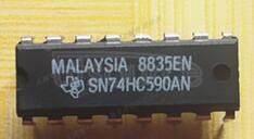 SN74HC590AN