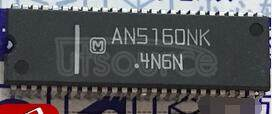AN5160 VIF SIF VIDEO COLOR AND SYNCHRONOUS SIGNAL PROCESSOR IC