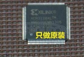 XCR3128XL-10VQ100I