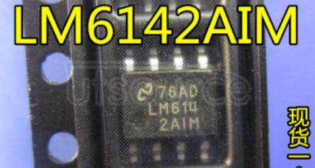 LM6142AIMX