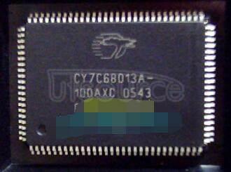 CY7C68013A-100AXI