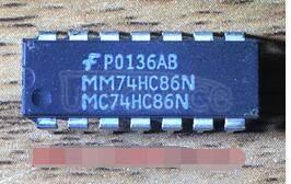 MM74HC86N=MC74HC86N