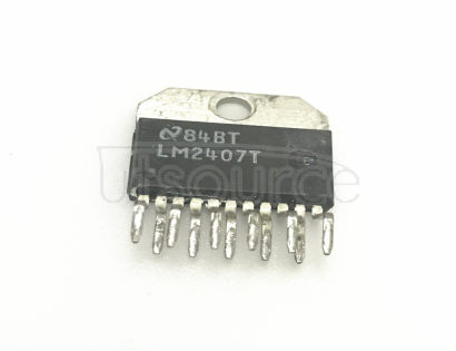 LM2407T Replacement for National Semiconductor part number LM2407T. Buy from authorized manufacturer Rochester Electronics.