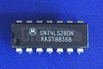 74LS280 LOW POWER SCHOTTKY