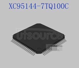 XC95144-7TQ100C