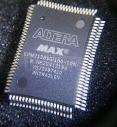 EPM7128SQC100-10N Programmable   Logic   Device   Family