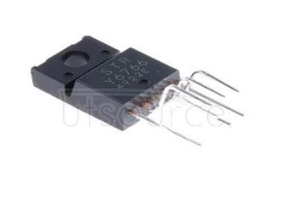 STR-Y6766 Converter Offline Flyback Topology 18.4kHz ~ 24.4kHz TO-220-7