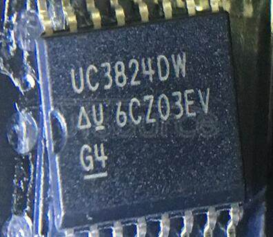 UC3824DW Rad-hard dual retriggerable monostable multivibrator