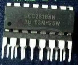 UCC2818AN BiCMOS POWER FACTOR PREREGULATOR