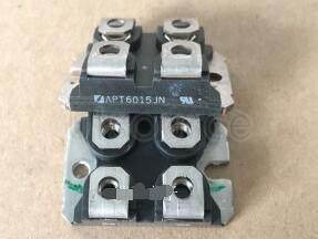 APT6015JN N-CHANNEL ENHANCEMENT MODE HIGH VOLTAGE POWER MOSFETS