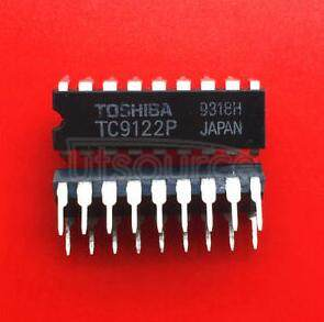 TC9122 High Speed BCD Programmable Counter