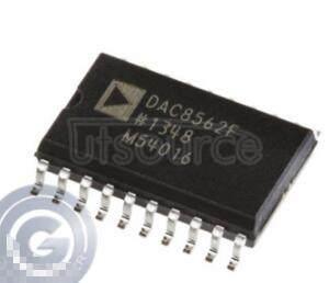 DAC8562F +5 Volt, Parallel Input Complete 12-Bit DAC