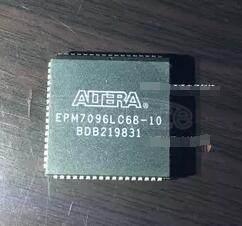EPM7096LC68-10