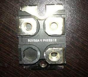 BUV98A NPN TRANSISTOR POWER MODULE