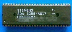 SDA5255-A017 TVText ROMless version