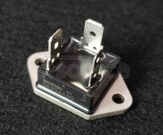 SG25AA60 THYRISTOR   MODULE   (ISOLATED   MOLD   TYPE)