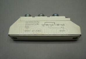 SKKH91/06D SEMIPACK1 Thyristor / Diode Modules