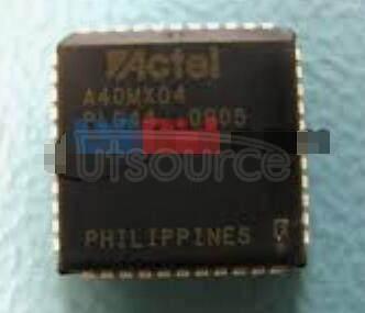 A40MX04-PLG44
