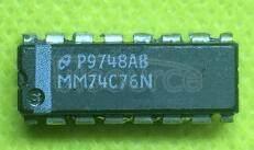 MM74C76N