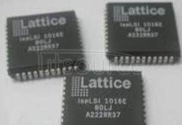 ISPLSI 1016E-80LJN