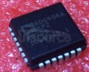 ADG506AKP CMOS 8-/16-Channel Analog Multiplexers